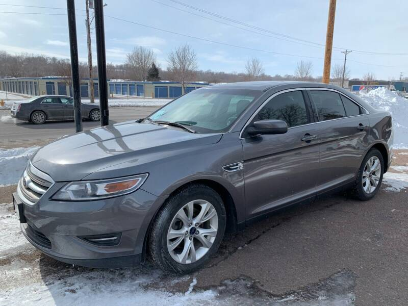 2012 Ford Taurus for sale at Motor Solution in Sioux Falls SD