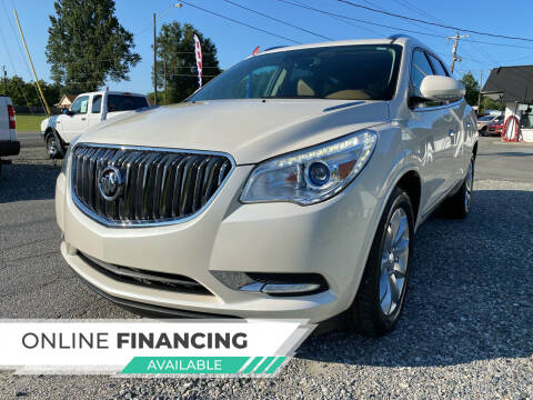 2014 Buick Enclave for sale at Auto Store of NC in Walkertown NC