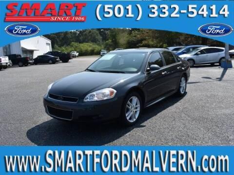 2012 Chevrolet Impala for sale at Smart Auto Sales of Benton in Benton AR