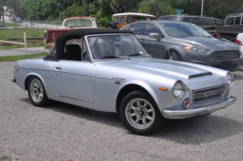 1969 Datsun 2000 Roadster for sale at Elite Motorcar, LLC in Deland FL