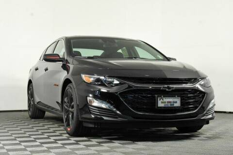 2021 Chevrolet Malibu for sale at Chevrolet Buick GMC of Puyallup in Puyallup WA