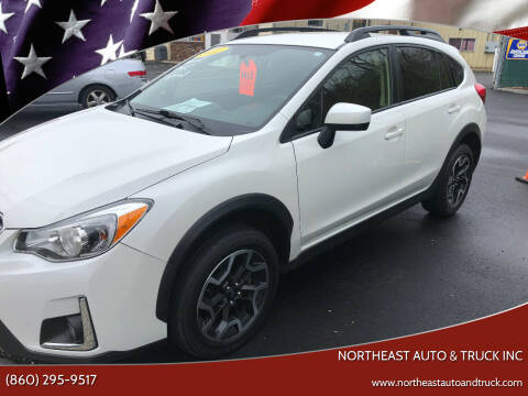 2017 Subaru Crosstrek for sale at Northeast Auto & Truck Inc in Marlborough CT