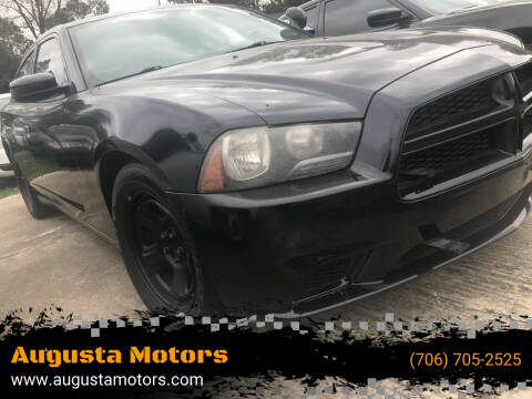2013 Dodge Charger for sale at Augusta Motors in Augusta GA