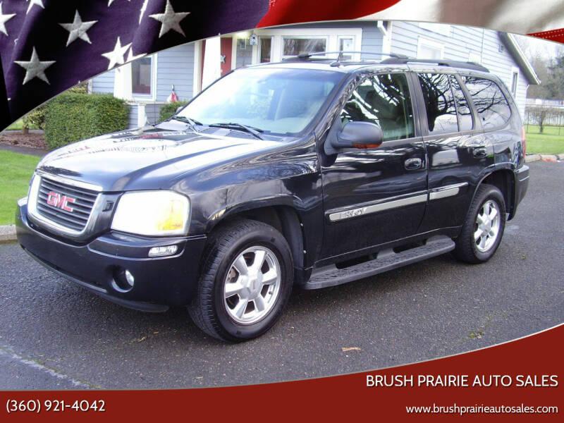 2004 GMC Envoy for sale at Brush Prairie Auto Sales in Battle Ground WA