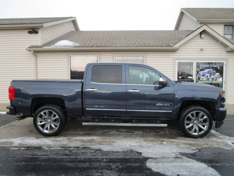 2018 Chevrolet Silverado 1500 for sale at Portage Car & Truck Sales Inc. in Akron OH