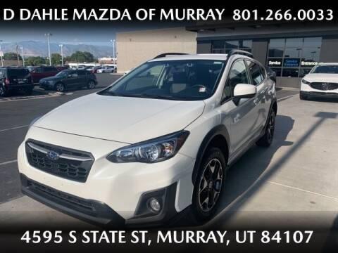2018 Subaru Crosstrek for sale at D DAHLE MAZDA OF MURRAY in Salt Lake City UT