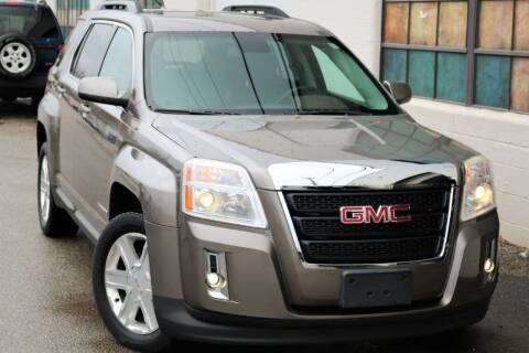 2012 GMC Terrain for sale at JT AUTO in Parma OH