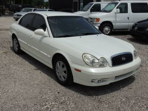 2005 Hyundai Sonata for sale at Sardonyx Auto Inc in Orlando FL