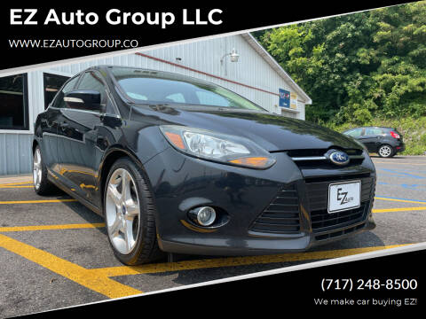 2013 Ford Focus for sale at EZ Auto Group LLC in Lewistown PA