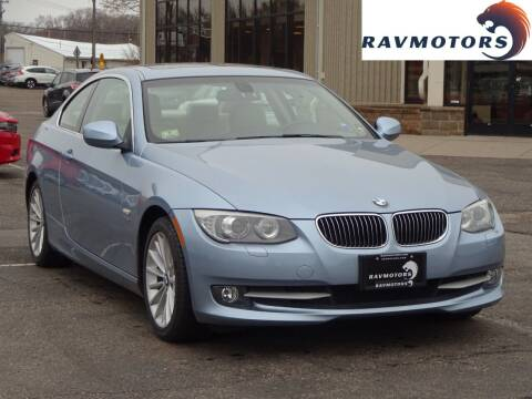 2013 BMW 3 Series for sale at RAVMOTORS 2 in Crystal MN