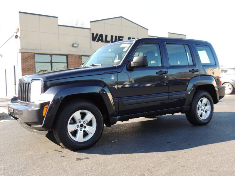 2011 Jeep Liberty for sale at ValueMax Used Cars in Greenville NC