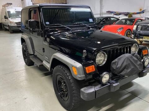 2004 Jeep Wrangler for sale at GROUP AUTO IMPORT & EXPORT in Newark NJ