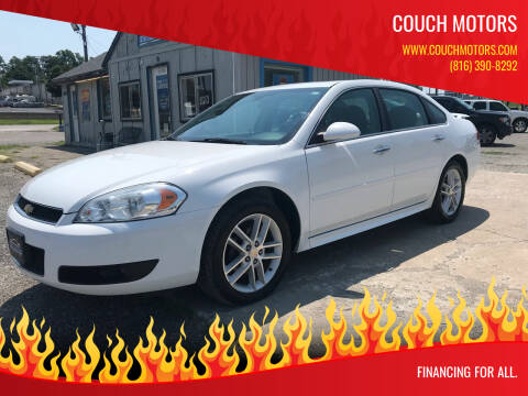 2012 Chevrolet Impala for sale at Couch Motors in Saint Joseph MO