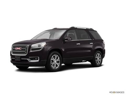 2014 GMC Acadia for sale at Jamerson Auto Sales in Anderson IN