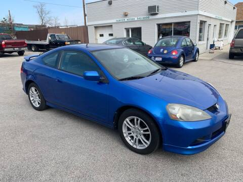 2006 Acura RSX for sale at Fairview Motors in West Allis WI