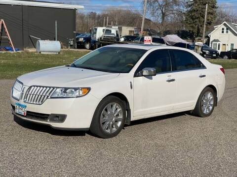 2012 Lincoln MKZ for sale at Tonka Auto & Truck in Mound MN