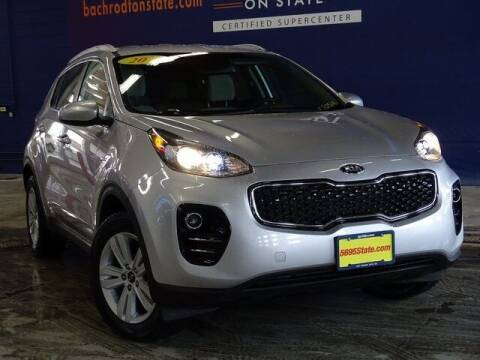 2019 Kia Sportage for sale at Bachrodt on State in Rockford IL