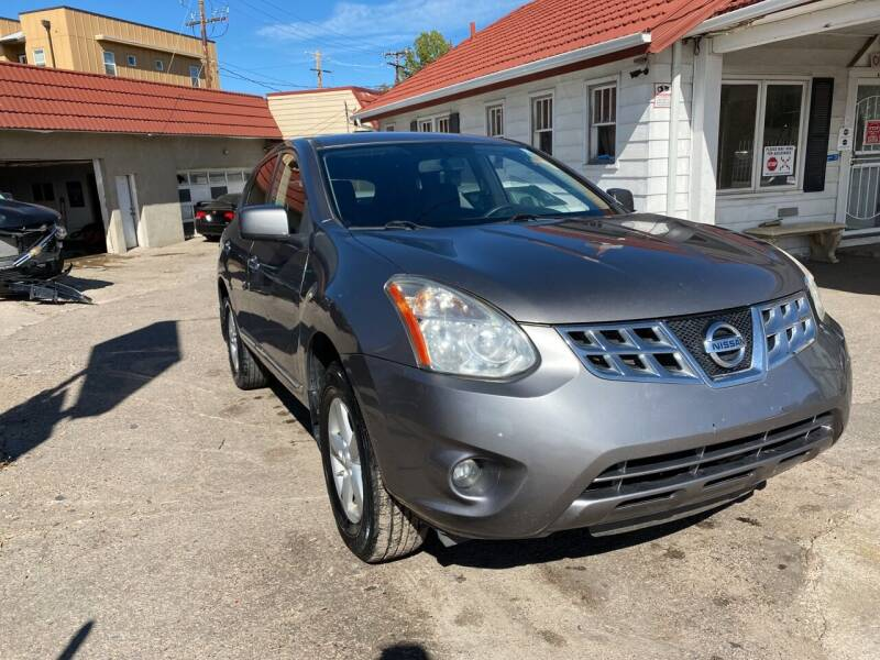 2013 Nissan Rogue for sale at STS Automotive in Denver CO