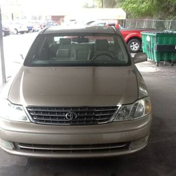 2004 Toyota Avalon for sale at Easy Credit Auto Sales in Cocoa FL
