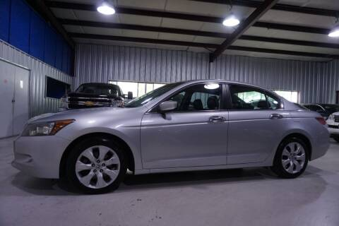 2008 Honda Accord for sale at SOUTHWEST AUTO CENTER INC in Houston TX