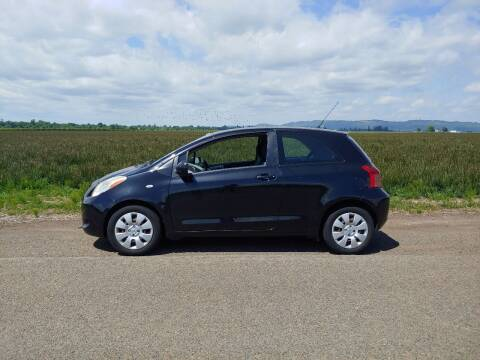 2008 Toyota Yaris for sale at M AND S CAR SALES LLC in Independence OR