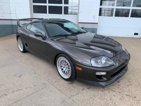 1995 Toyota Supra for sale at AUTOSPORT in La Crosse WI