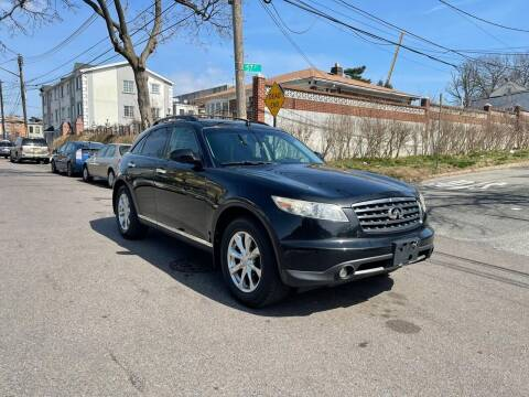 2008 Infiniti FX35 for sale at Kapos Auto, Inc. in Ridgewood, Queens NY