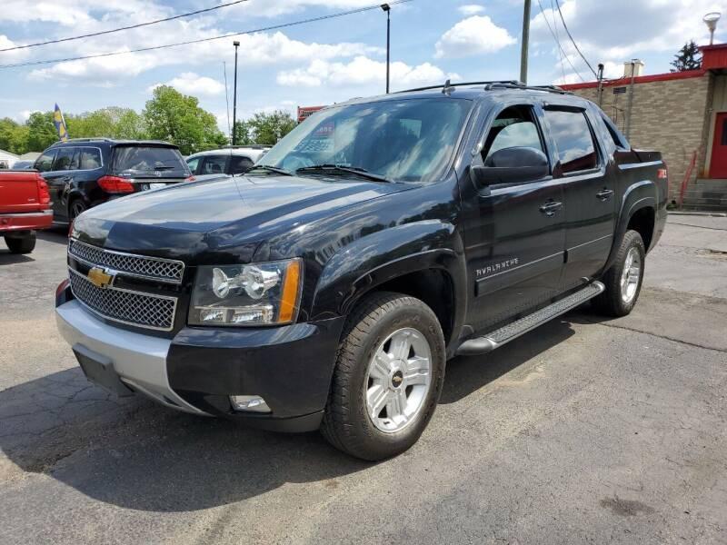 2013 Chevrolet Avalanche for sale in Ionia, MI