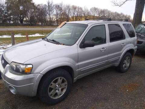 2005 Ford Escape for sale at Continental Auto Sales in White Bear Lake MN
