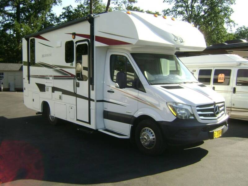 2017 Jayco Melbourne 24K / 24ft for sale at Jim Clarks Consignment Country - Class B Motorhomes in Grants Pass OR