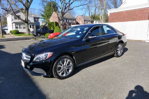 2015 Mercedes-Benz C-Class for sale at FBN Auto Sales & Service in Highland Park NJ