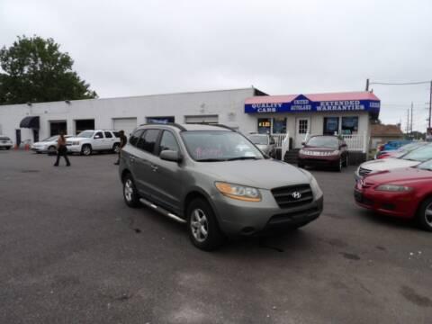2008 Hyundai Santa Fe for sale at United Auto Land in Woodbury NJ