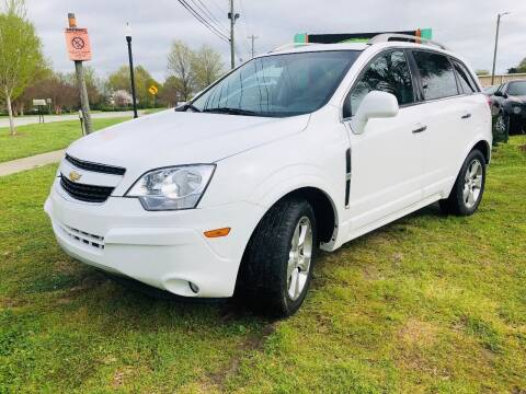 2014 Chevrolet Captiva Sport for sale at Auto 1 Madison in Madison GA