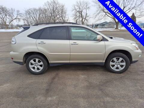 2008 Lexus RX 350 for sale at LENZ TRUCK CENTER in Fond Du Lac WI