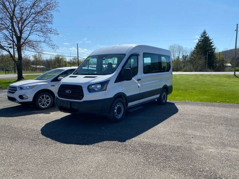 2015 Ford Transit Passenger for sale at Greens Auto Mart Inc. in Wysox PA