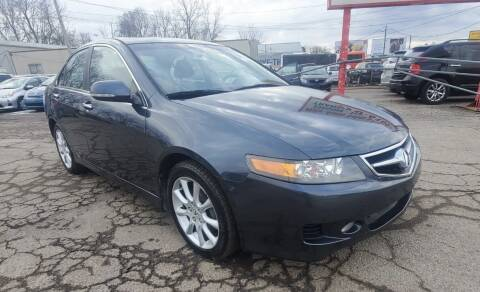 2006 Acura TSX for sale at Nile Auto in Columbus OH