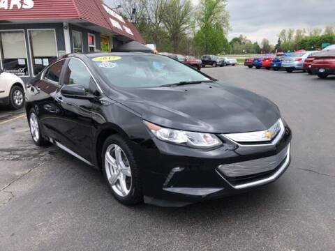 2017 Chevrolet Volt for sale at Newcombs Auto Sales in Auburn Hills MI