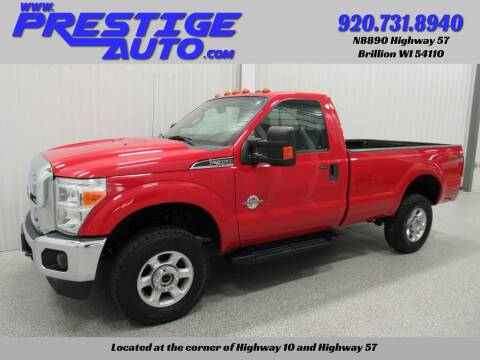 2015 Ford F-350 Super Duty for sale at Prestige Auto Sales in Brillion WI