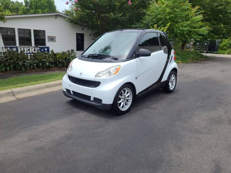 2008 Smart fortwo for sale at TR MOTORS in Gastonia NC