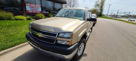 2005 Chevrolet Silverado 2500HD for sale at Steve's Auto Sales in Madison WI