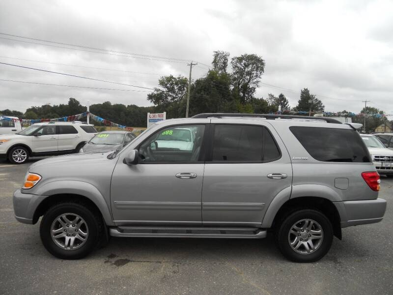 2003 Toyota Sequoia for sale at All Cars and Trucks in Buena NJ