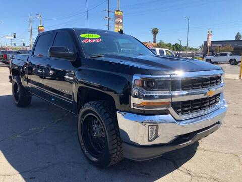 2017 Chevrolet Silverado 1500 for sale at BEST DEAL MOTORS  INC. CARS AND TRUCKS FOR SALE in Sun Valley CA