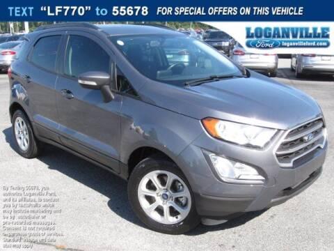 2018 Ford EcoSport for sale at NMI in Atlanta GA