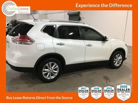 2016 Nissan Rogue for sale at Dallas Auto Finance in Dallas TX