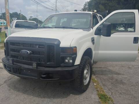 2009 Ford F-250 Super Duty for sale at Autos by Tom in Largo FL