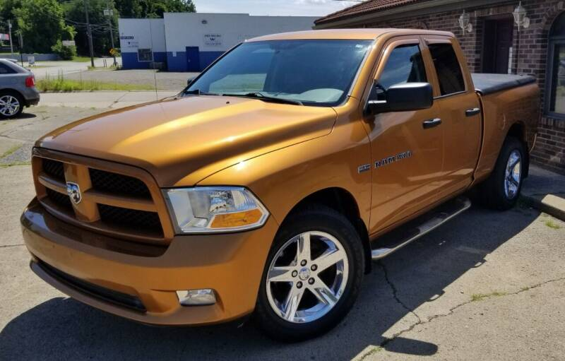 2012 RAM Ram Pickup 1500 for sale at SUPERIOR MOTORSPORT INC. in New Castle PA
