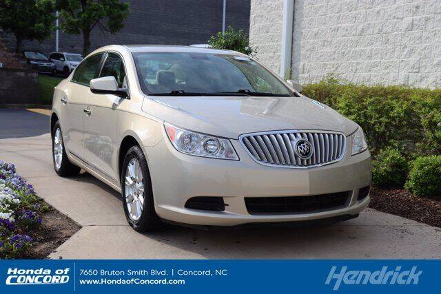 2012 Buick LaCrosse for sale in Concord, NC
