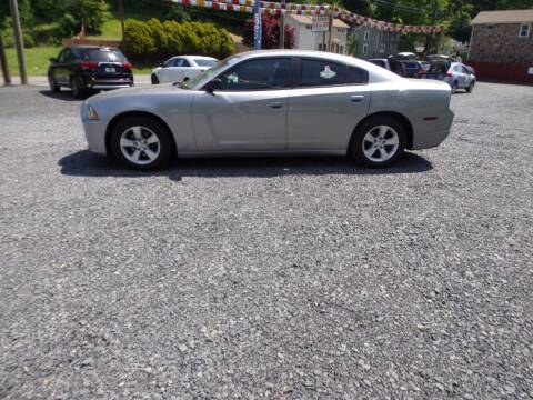 2011 Dodge Charger for sale at RJ McGlynn Auto Exchange in West Nanticoke PA