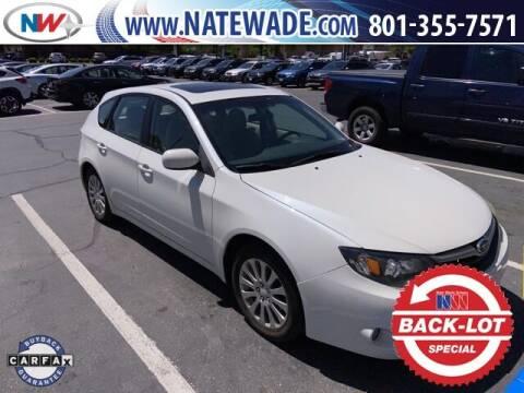 2011 Subaru Impreza for sale at NATE WADE SUBARU in Salt Lake City UT