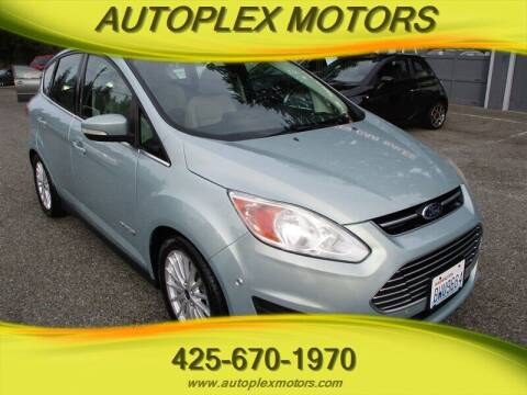 2013 Ford C-MAX Hybrid for sale at Autoplex Motors in Lynnwood WA
